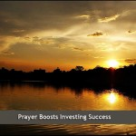 How Does Prayer Help Investors?