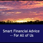 Smart Financial Advice – For All of Us