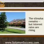 The Stimulus Continues – But Interest Rates Rise