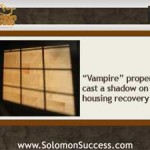 Can Vampires and Zombies Stall the Housing Recovery?