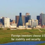 Foreign Investors Choose US for Stability