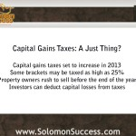 Capital Gains Tax Rules: Benefits for Investors?