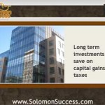 Prudent Investing Saves on Capital Gains Taxes