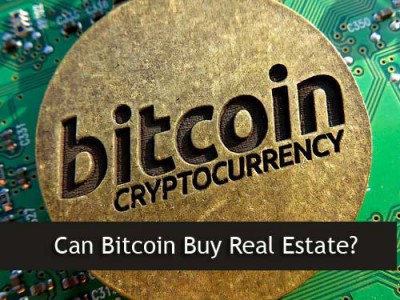 Can Bitcoin buy Real Estate?