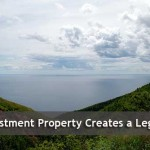 Income Property Creates a Legacy