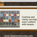 5 Ways to Forestall Landlord/Tenant Conflict