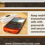 3 Keys to Making Safe Mobile Transactions