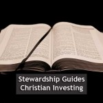 Stewardship Guides Christian Investing