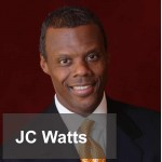 Former Congressman JC Watts
